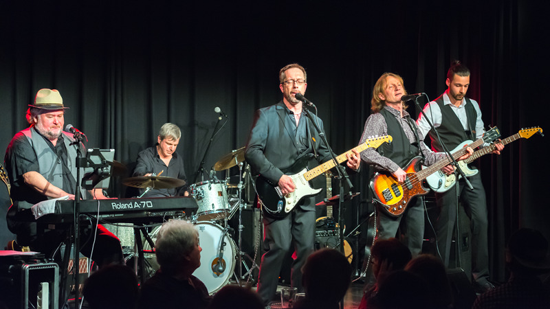 Gerald Sänger & Cream Of Clapton - Tribute to Eric Clapton (1)