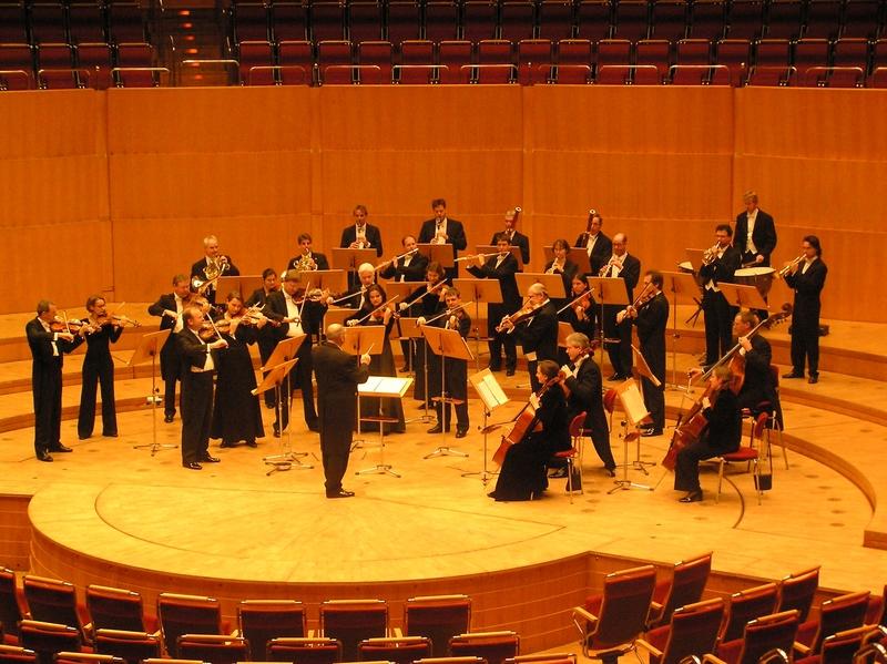 Sommerfest im Barockgarten Zabeltitz - mit dem Mitteldeutschen Kammerorchester