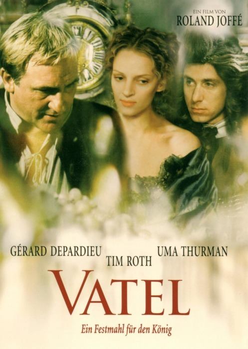 "Open-Air-Kino im Barockgarten Zabeltitz - ""VATEL"" mit Gérard Depardieu und Uma Thurman"
