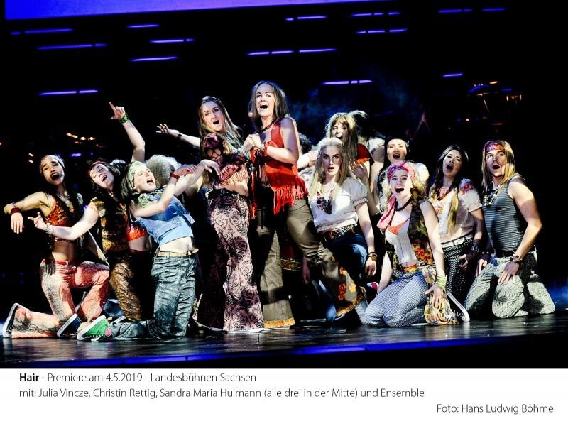 Hair - Rock-Musical