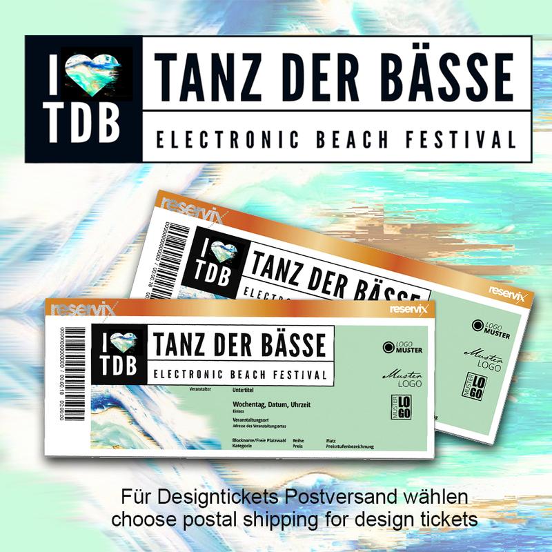 Tanz der Bässe Festival 2021 - FESTIVAL TICKET