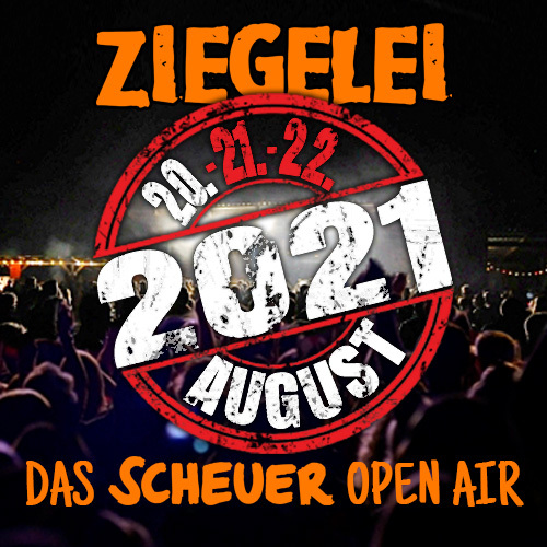 ZIEGELEI OPEN AIR Festival - Tageskarte Freitag