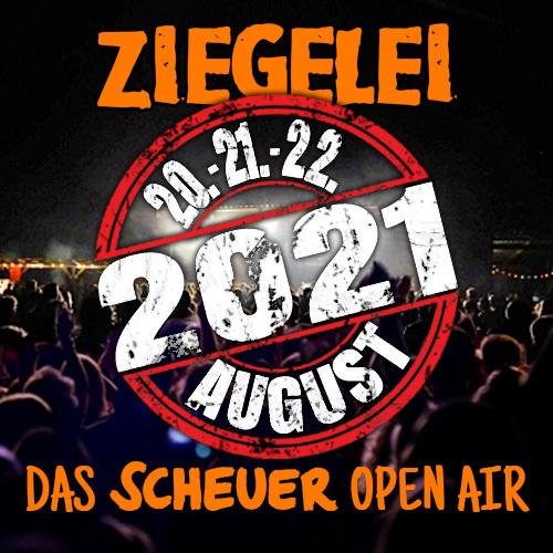ZIEGELEI OPEN AIR Festival - Kombikarte (Fr-Sa-So)
