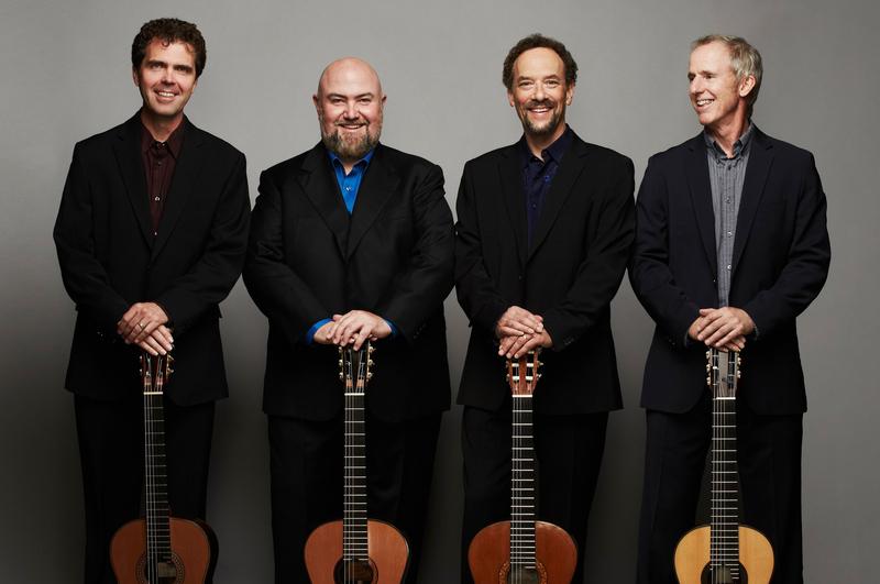 Los Angeles Guitar Quartet - Kultursommer MainDreieck 2020