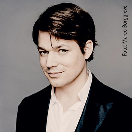Solisten und Orchester der Welt in Mönchengladbach - Konzert mit David Fray