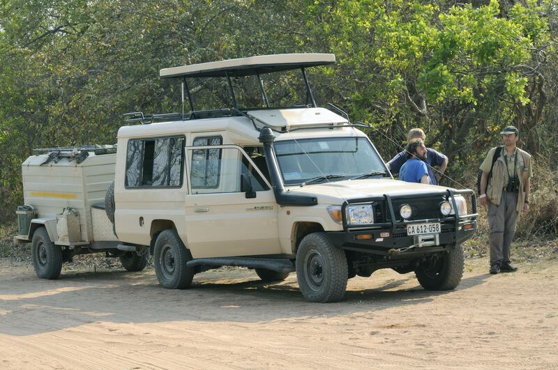 Expeditionsreise nach Malawi und Sambia - ein Reisebericht von Friedheim Richter