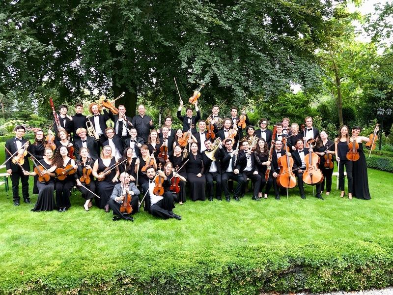 Frankreichs Zauber - Spaniens Magie - Junges Tonkünstler Orchester