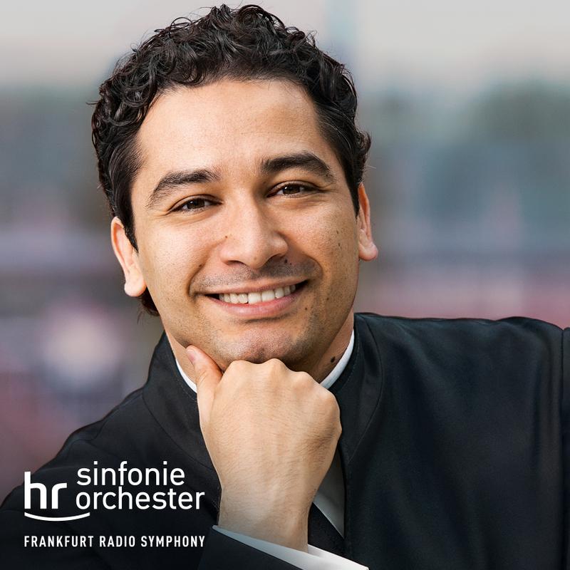 hr-Sinfoniekonzert   Abschiedskonzert Andrés Orozco-Estrada