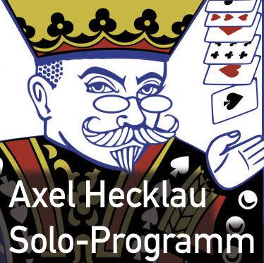 Salon der Wunder - Zauberkunst - Axel Hecklau - pur