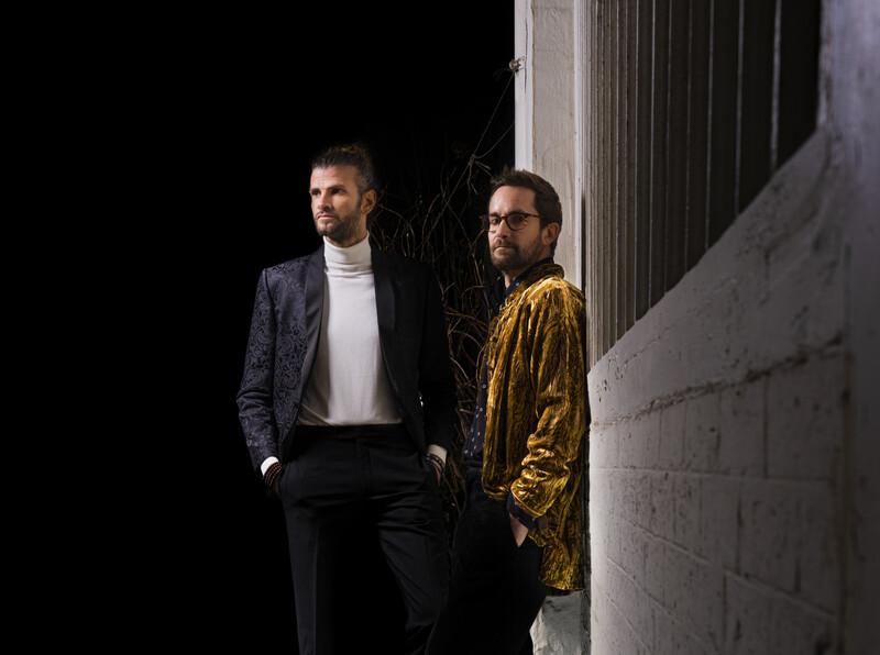 Vincent Peirani & Émile Parisien - Abrazo