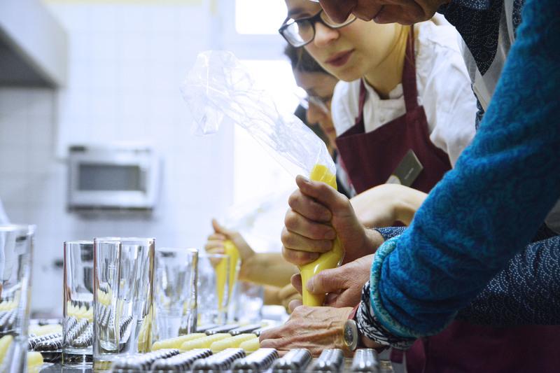 Pralinenworkshop - Süßes im Sommer