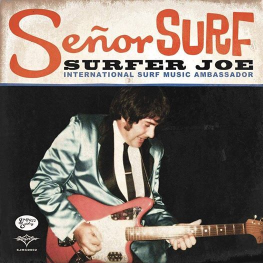 SURFER JOE & BAND (IT) - Surf Music Kultband from Livorno / Italy