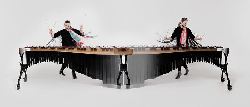 Percussion Duo Porter