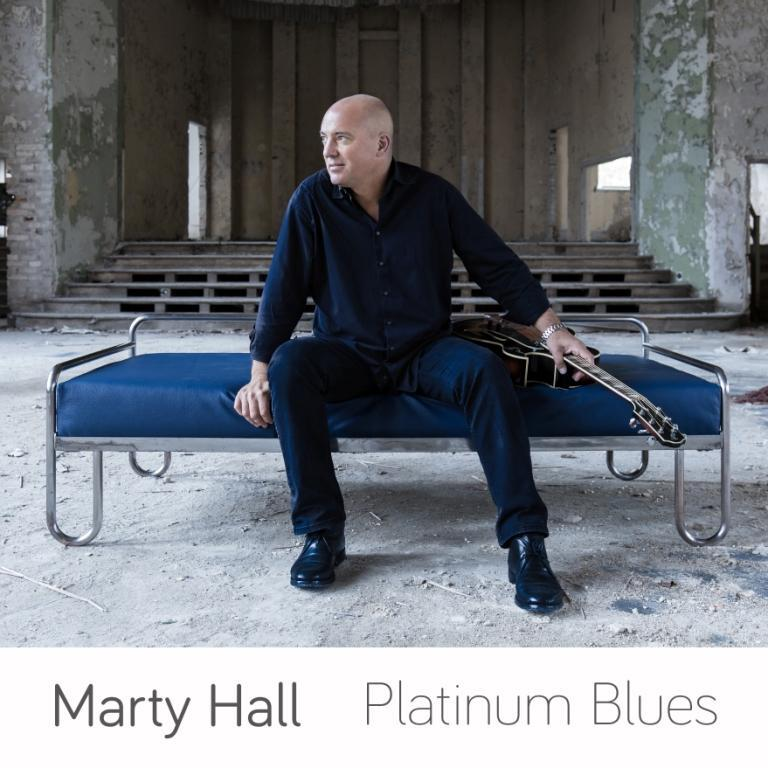 Marty Hall - Blues Night