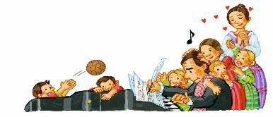 Familienkonzert: KINDERSZENEN – Wie Schumanns Meisterwerk WIRKLICH entstand…