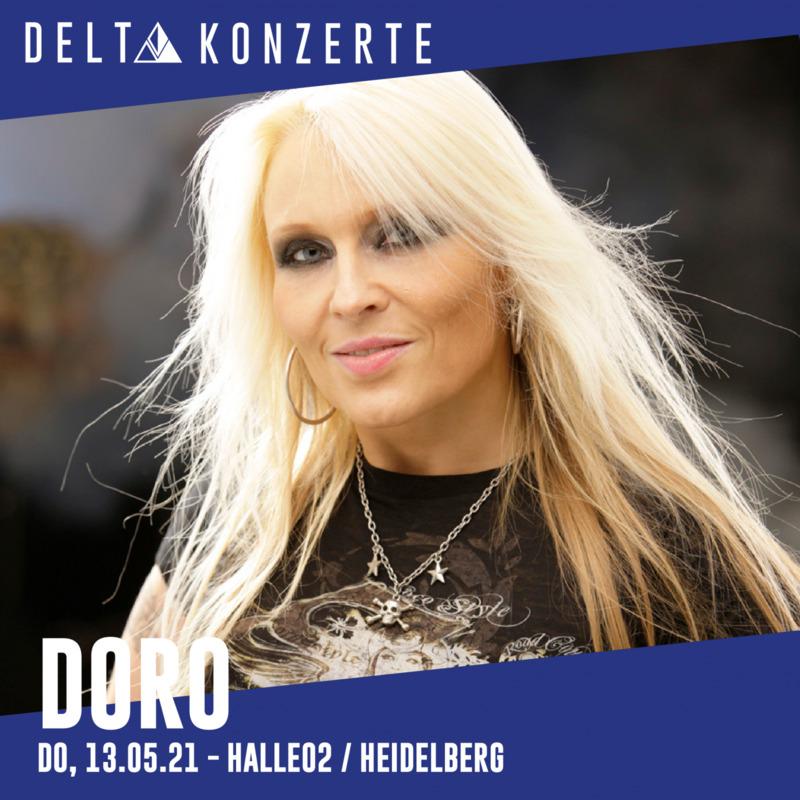 Doro - European Tour 2021