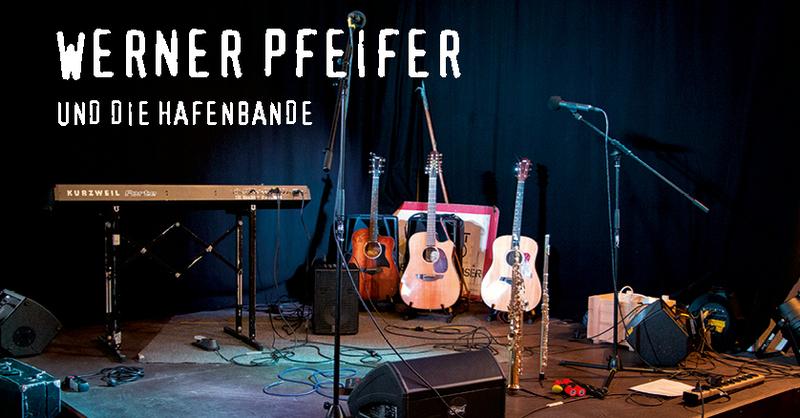 Werner Pfeifer und die Hafenbande