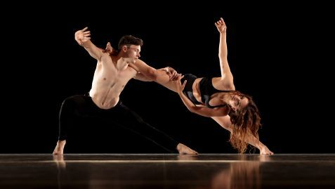  Blank Canvas  a choreographic exploration