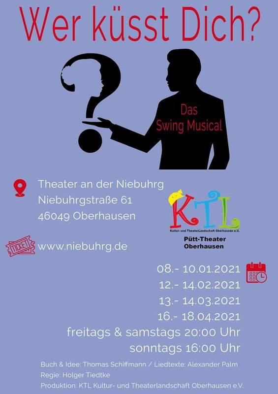 Wer küsst Dich - Das Swing Musical