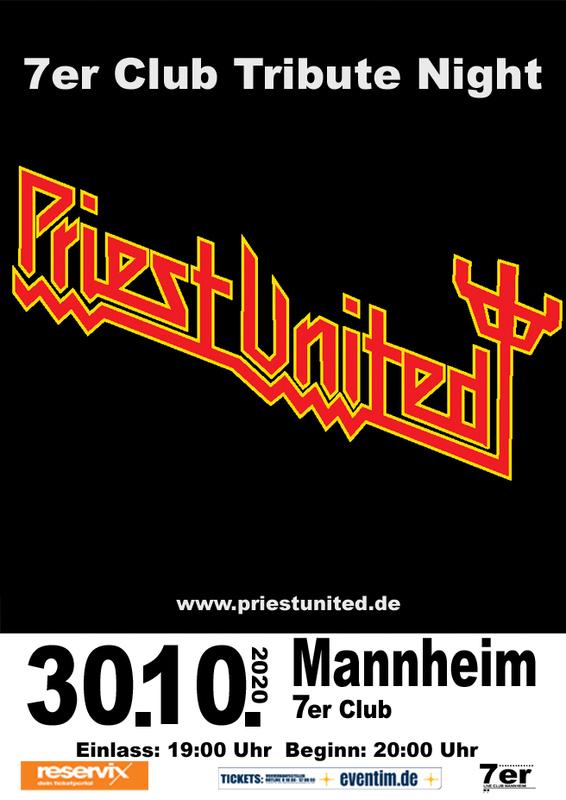 Priest United - Judas Priest Tribute