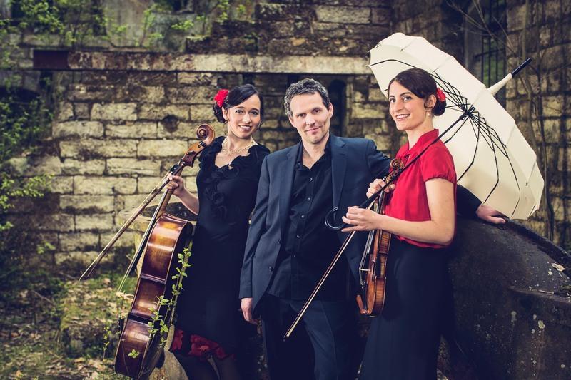 Trio Milón - Klassik trifft Lateinamerika im Palais Zabeltitz - Sommer am Malecon