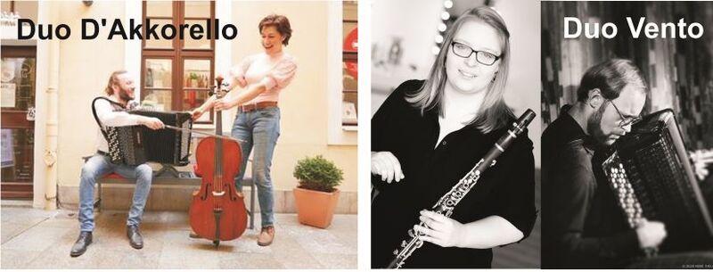 Trio CARACOL im Palais Zabeltitz - Tango, Klezmer und lateinamerikanische Musik