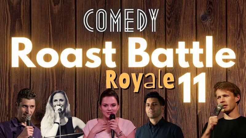 Roast Battle Royal