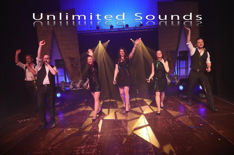 Unlimited Sounds präsentiert - 90´s Back - Allright !