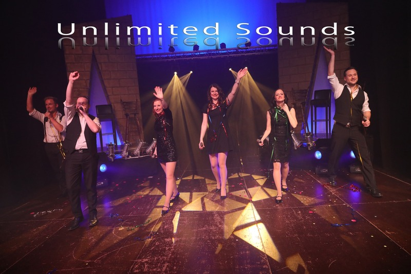 Unlimited Sounds sucht den Musicalstar - Open Air