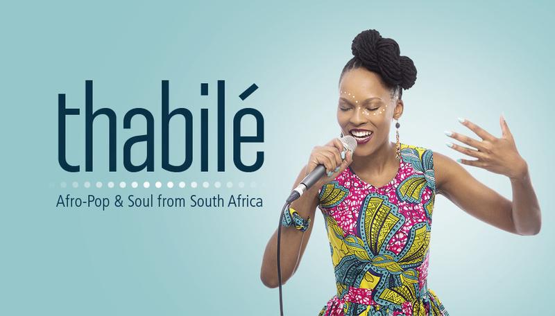 Thabilé – die warme Stimme Südafrikas