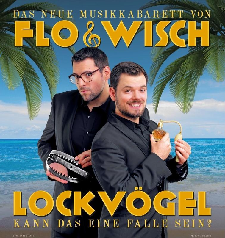 Flo & Wisch - Lockvögel