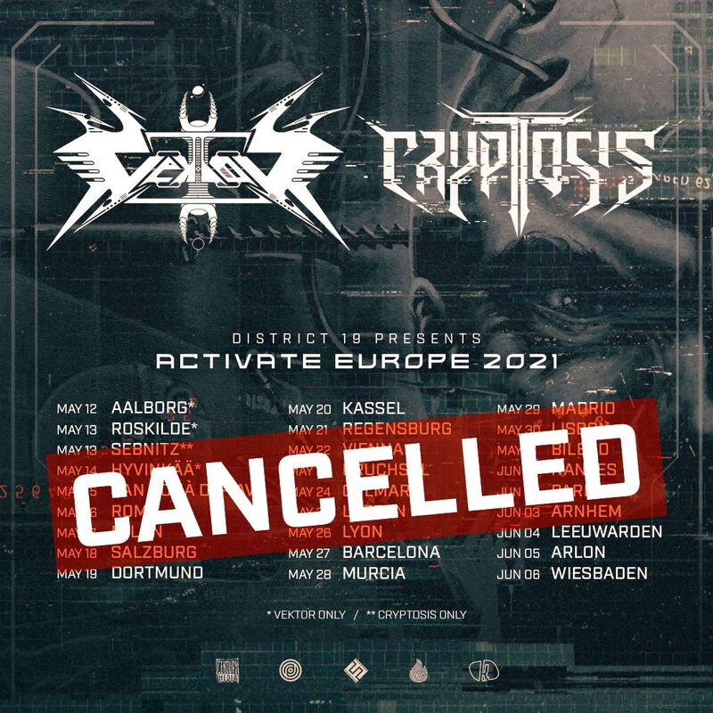 VEKTOR / CRYPTOSIS - ACTIVATE EUROPE 2021