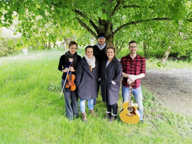 Tree & Leaf und Tim Pani - Konzertlesung - Seelenbekanntschaften