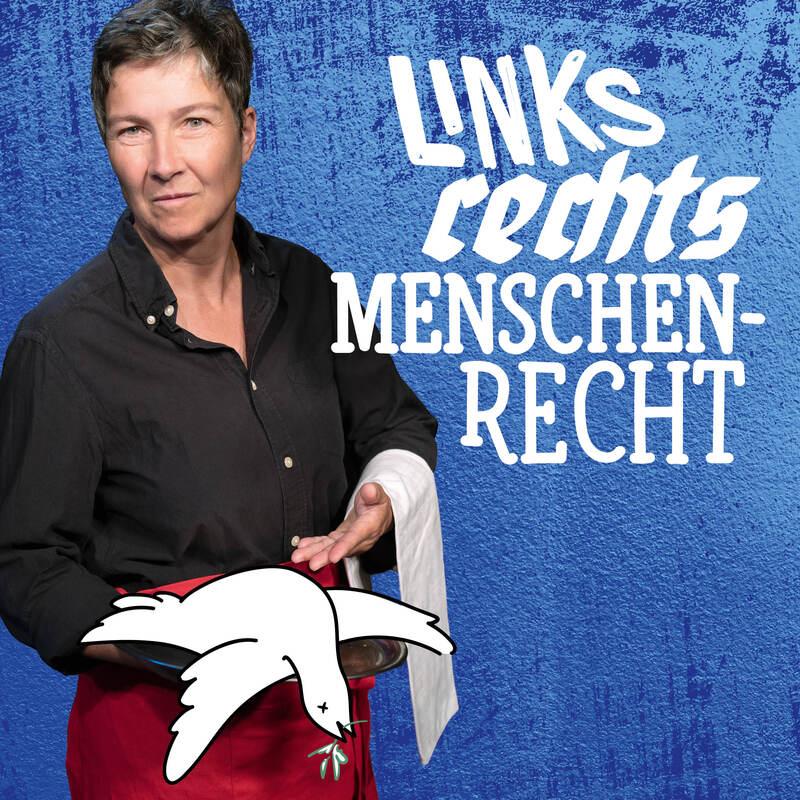 Christine Teichmann - links rechts Menschenrecht