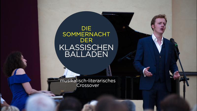 Ensemble Persona: Die Sommernacht der klassischen Balladen - Open-Air