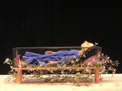 """Theater Anna Rampe/Theater Zitadelle zeigt: """"Einmal Schneewittchen, bitte"""" 4+"""