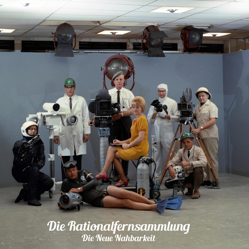Die Rationalfernsammlung - Die Neue Nahbarkeit