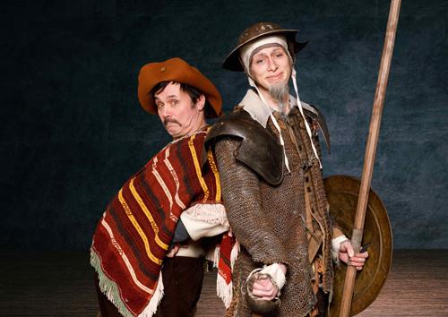 "NEUES GLOBE THEATER zeigt: ""Don Quijote"""