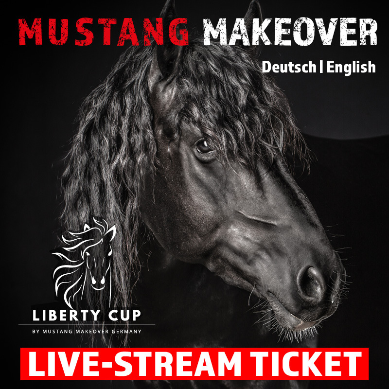 LIVE-Stream Ticket SA MUSTANG MAKEOVER & Liberty Cup 2021