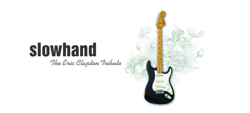 Slowhand - The Eric Clapton Tribute - Livestream