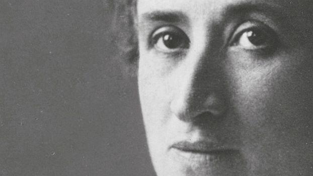 Hannah Zitzmann: philosophy meets jazz: Talkshow mit Rosa Luxemburg
