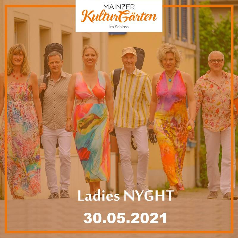 Ladies NYGHT – Sommersause - die Jubiläumstournee!