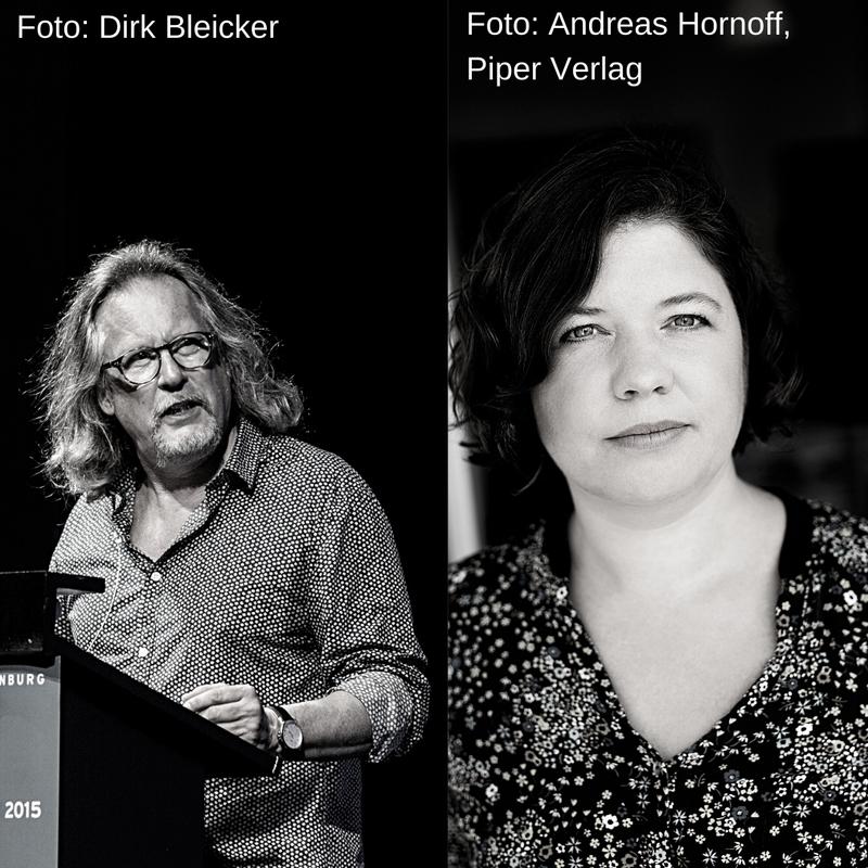 Klassengesellschaft - Julia Friedrichs und Harald Martenstein - Open Air