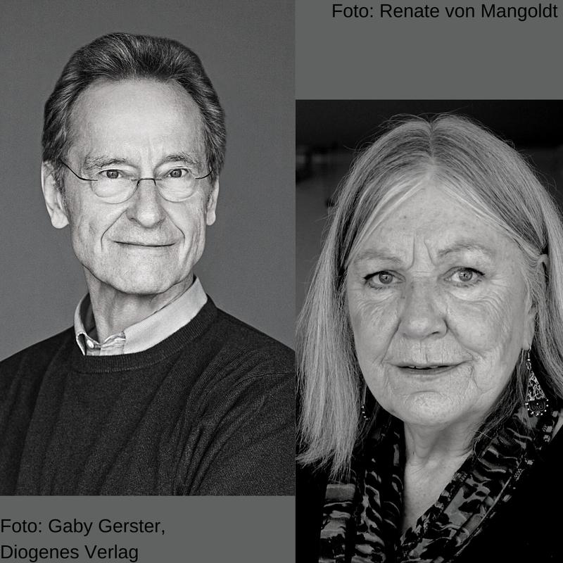 Die Magie der Gefühle - Helga Schubert und Bernhard Schlink - Open Air