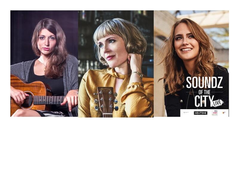 NaDu, Kristin Shey und Sophie Chassée - Songwriter Open Air