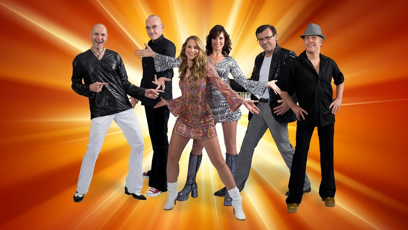 ABBA - Explosion - Open Air am Festplatz