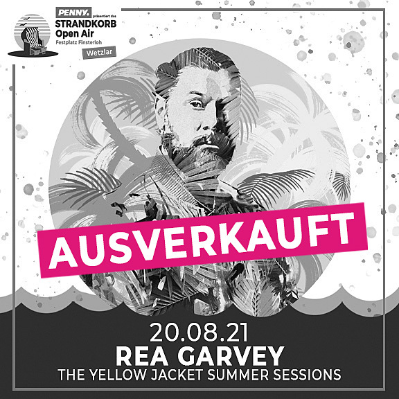 Rea Garvey - THE YELLOW JACKET SUMMER SESSIONS