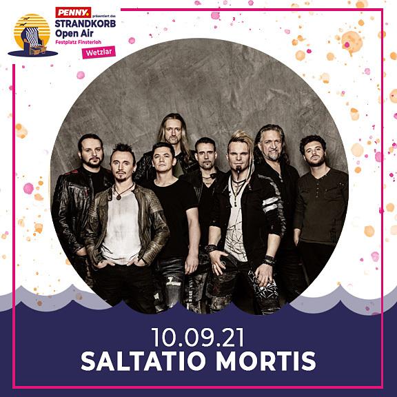 Saltatio Mortis - Open Air Tour 2021