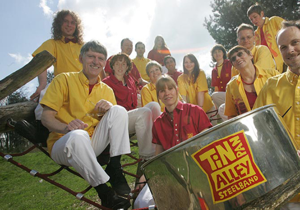 Tin Pin Alley Steelband - Kultursommer Region Hannover