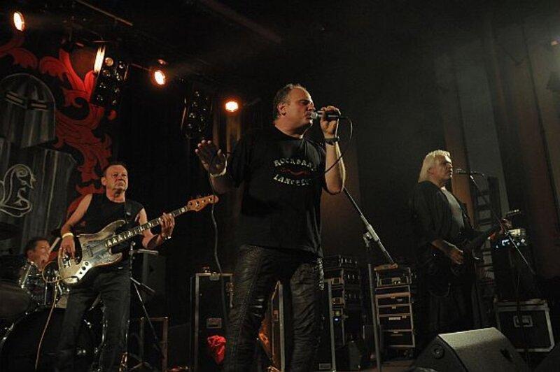 Kultur im Freien - Rockband Lancelot Revival